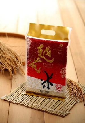 2019農委會精饌米獎越光米品系第一名 : CAS斗南町越光米1公斤*12包 1
